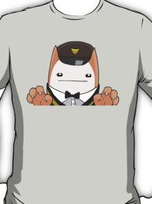 BattleBlock Theater - Cat Guard [Vector] T-Shirt