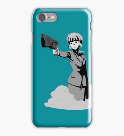 Inspector iPhone Case/Skin