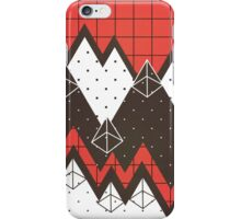Moutains 2 iPhone Case/Skin