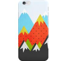 Moutains 3 iPhone Case/Skin