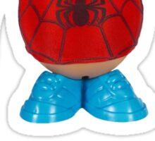 spider spud Sticker