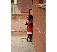 Orphan Photographic Print