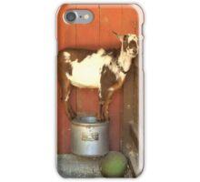 Goofy Goat iPhone Case/Skin