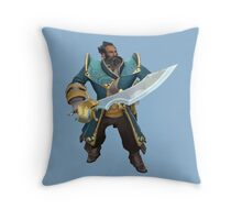 Dota 2 - Kunkka [Vector] Throw Pillow