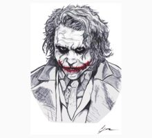 The Joker by Leamartes