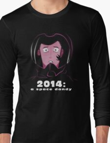 2014: A Space Dandy Long Sleeve T-Shirt