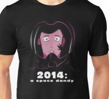 2014: A Space Dandy Unisex T-Shirt