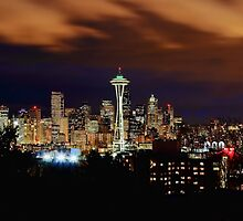 Seattle by Katrina  Fries