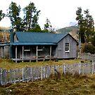 Wilderness Hut by Catherine Davis