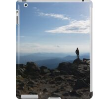 from the top iPad Case/Skin