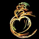 Hearts Afire by angelandspot