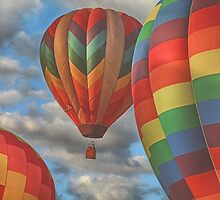 Readington Balloon Festival #13 by Pat Abbott