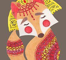 The Little Wolf by haidishabrina
