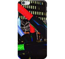 Plug in the Lights! iPhone Case/Skin