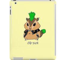Chip-punk iPad Case/Skin