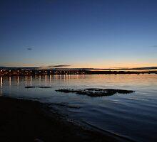 sunset II by dawid