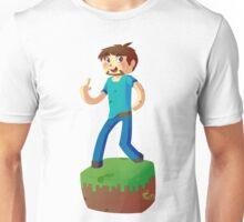 Minecraft Steve Unisex T-Shirt