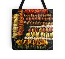 A Rainbow Of Flavors Tote Bag