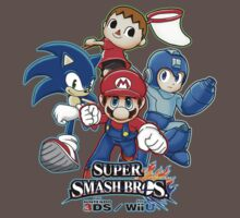 Super Smash Bros Kids Clothes
