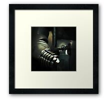 The Art Of Persuasion Framed Print