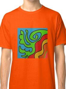 ART Organic, abstract, modern gifts and decor Classic T-Shirt