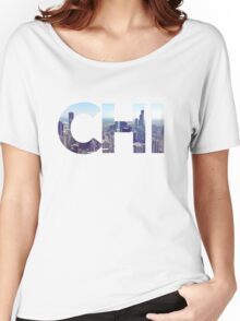 CHI Skyline Women's Relaxed Fit T-Shirt