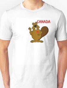 CANADA BEAVER T-Shirt