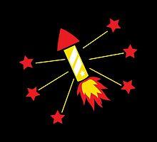 Fireworks! Bang! by jazzydevil