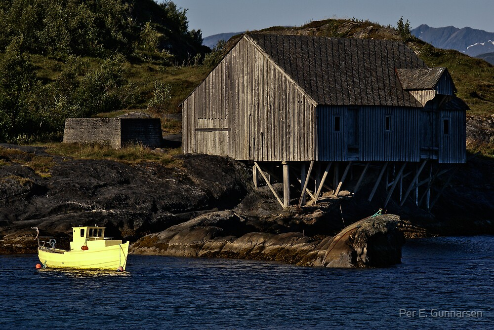Yellow by Per E. Gunnarsen