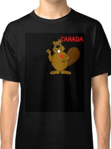 CANADA BEAVER  Classic T-Shirt