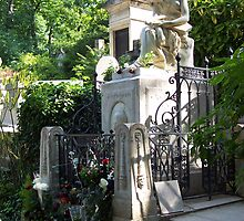Chopin's Grave by Krista  Mevis