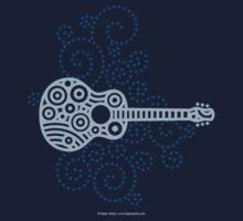 Cebu Guitar by KalyeShirts