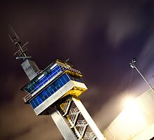 Control Tower Docklands by Chris Grigoropoulos