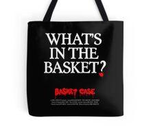 BASKET CASE Tote Bag