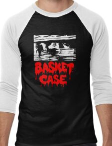 BASKET CASE Men's Baseball ¾ T-Shirt