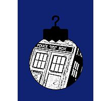 Doctor Who Ornament Photographic Print