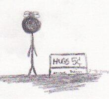 Hugs by theatrexxgeekk
