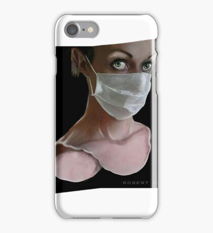Layer Mask. Digital.  iPhone Case/Skin