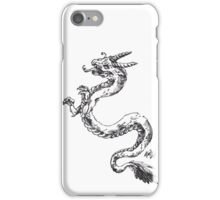 Ink Dragon iPhone Case/Skin