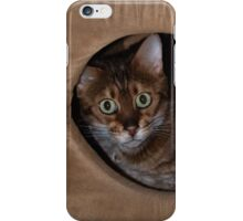 Trance in a Cubby Cube iPhone Case/Skin