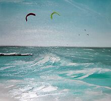kites by Tracey-Anne Pryke