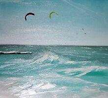 kites by T Pryke