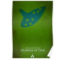 Ocarina of Time Poster