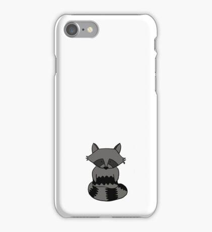 Racoon iPhone Case/Skin