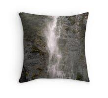 Milford Waterfall Throw Pillow