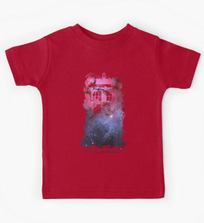 Trip of a Lifetime shirt Kids Tee