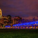 Boston Blue  by LudaNayvelt