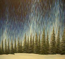 Aurora Borealis by Cedric Colond