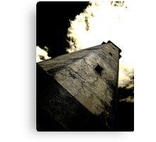 This dark tower Canvas Print