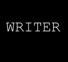 Writer Gear by Clayton Colgin